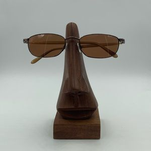 Vintage Serengeti 6755 Copper Oval Sunglasses